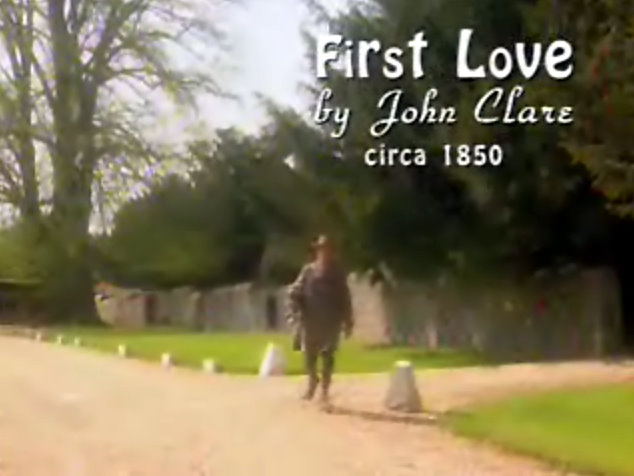 essay about first love by john clare