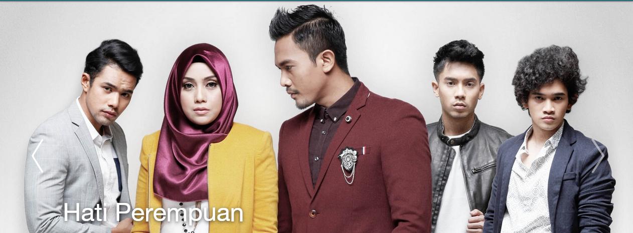 Senarai Lagu Tema OST Hati Perempuan TV3 Hati Perempuan TV3 2015
