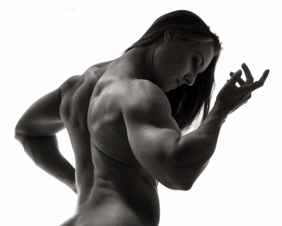 Mulheres Musculosas Beleza Ou Eagero