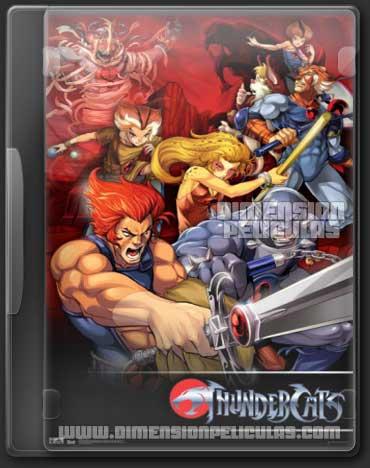 Thundercats (Serie Completa Español Latino)