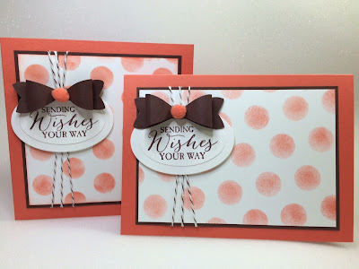 Dots and bow builder punch