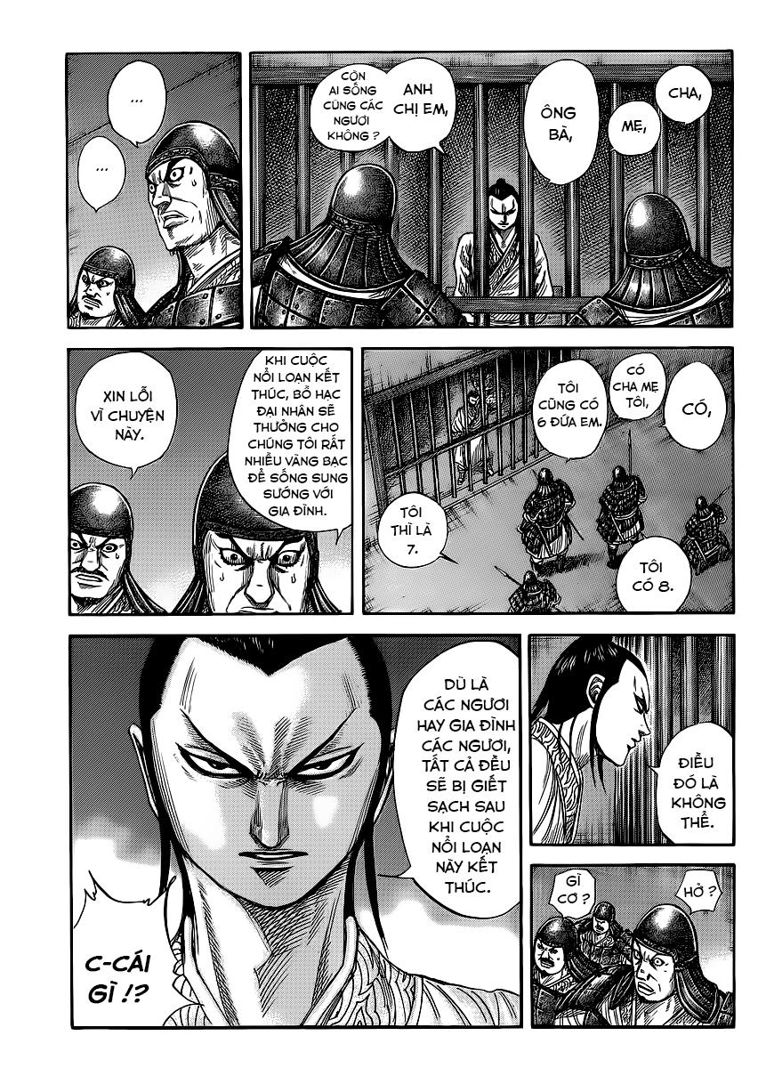 Kingdom – Vương Giả Thiên Hạ (Tổng Hợp) chap 375 page 8 - IZTruyenTranh.com