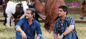 Acessem o site oficial de Victor e Leo.
