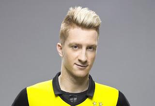 Foto Gaya Rambut Marco Reus Undercut Potongan Pria Jantan Hairstyle