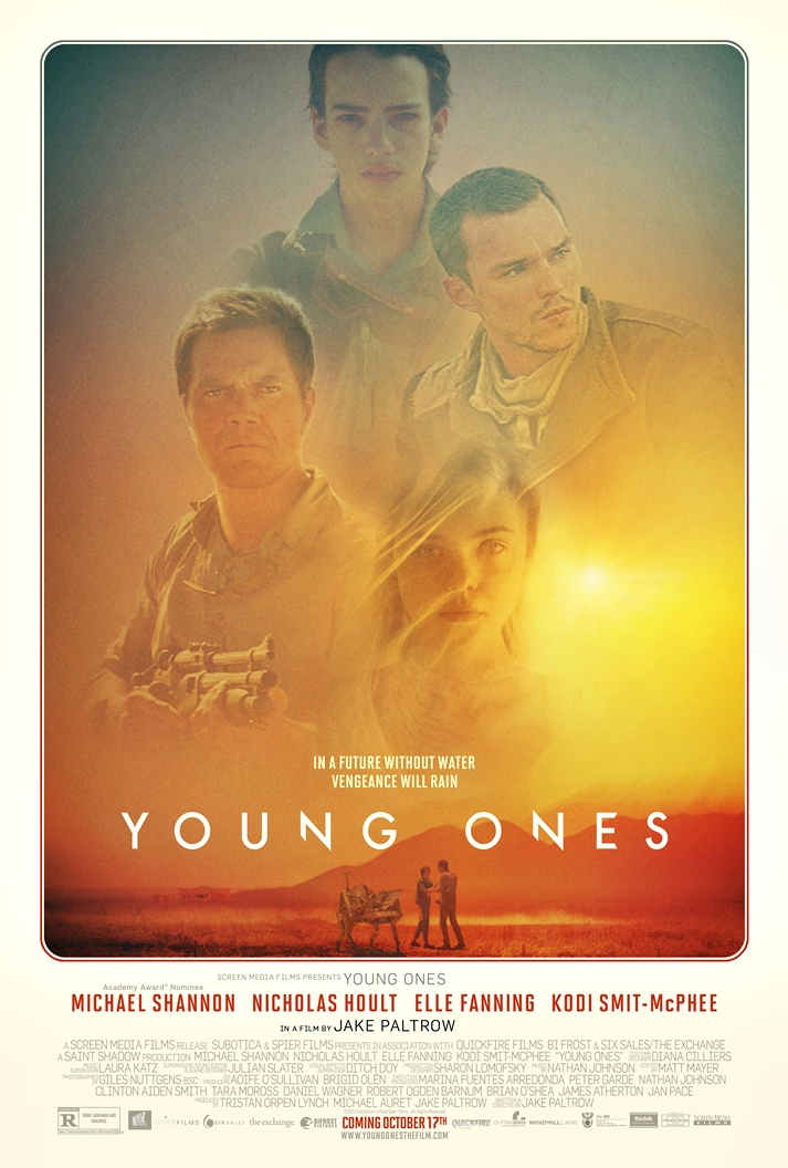 Póster: Young Ones