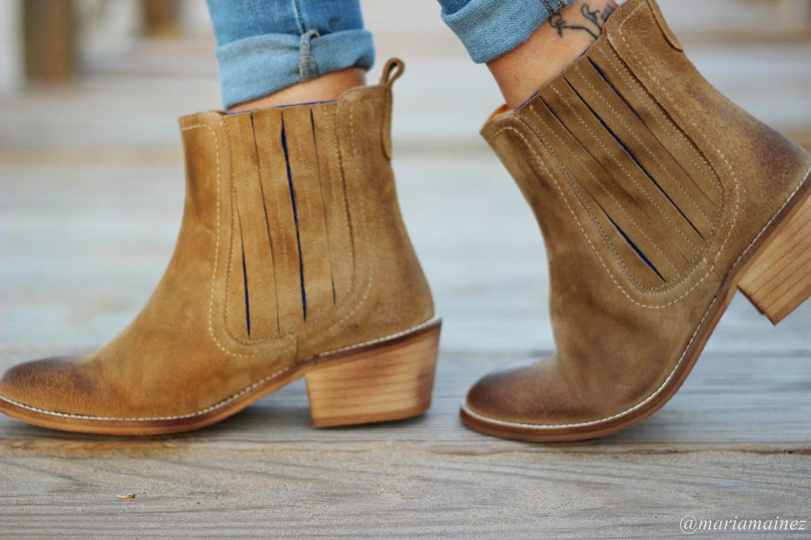 Tabatha Shoes - Calzado nacional - Botín de verano - Botas camperas