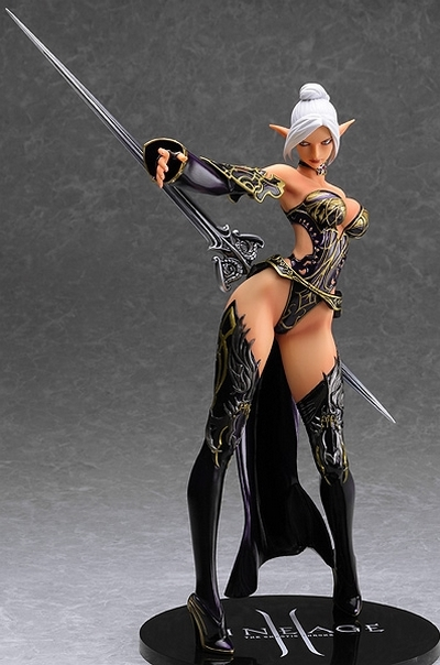 Lineage II Dark Elf Figure Good Smile