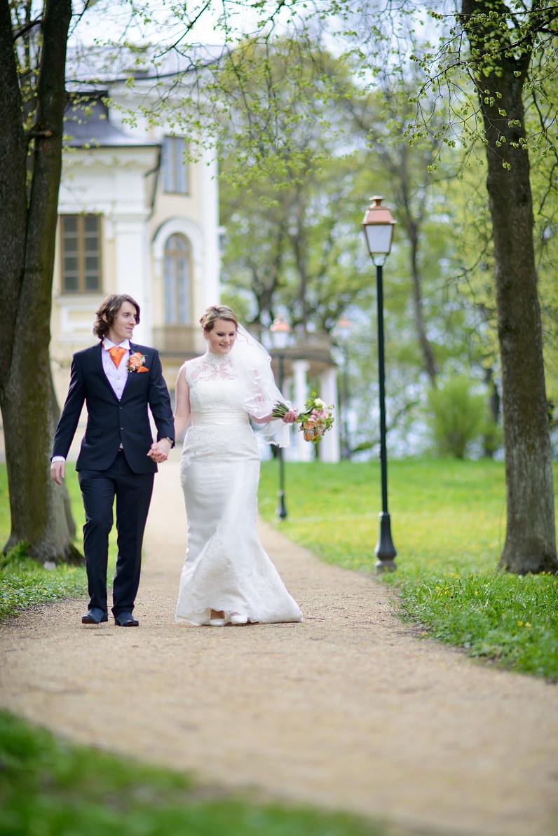 Vestuvės pavasarį Paežerių dvare Vilkaviškyje