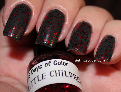 365 Days of Color - Come Little Children (with Zoya Noot base color)