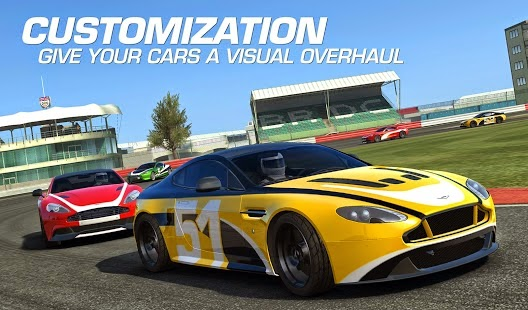 Real Racing 3 apk Unlimited Money