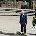 Ο Παπούλιας απέτισε φόρο τιμής στα θύματα του ναζισμού