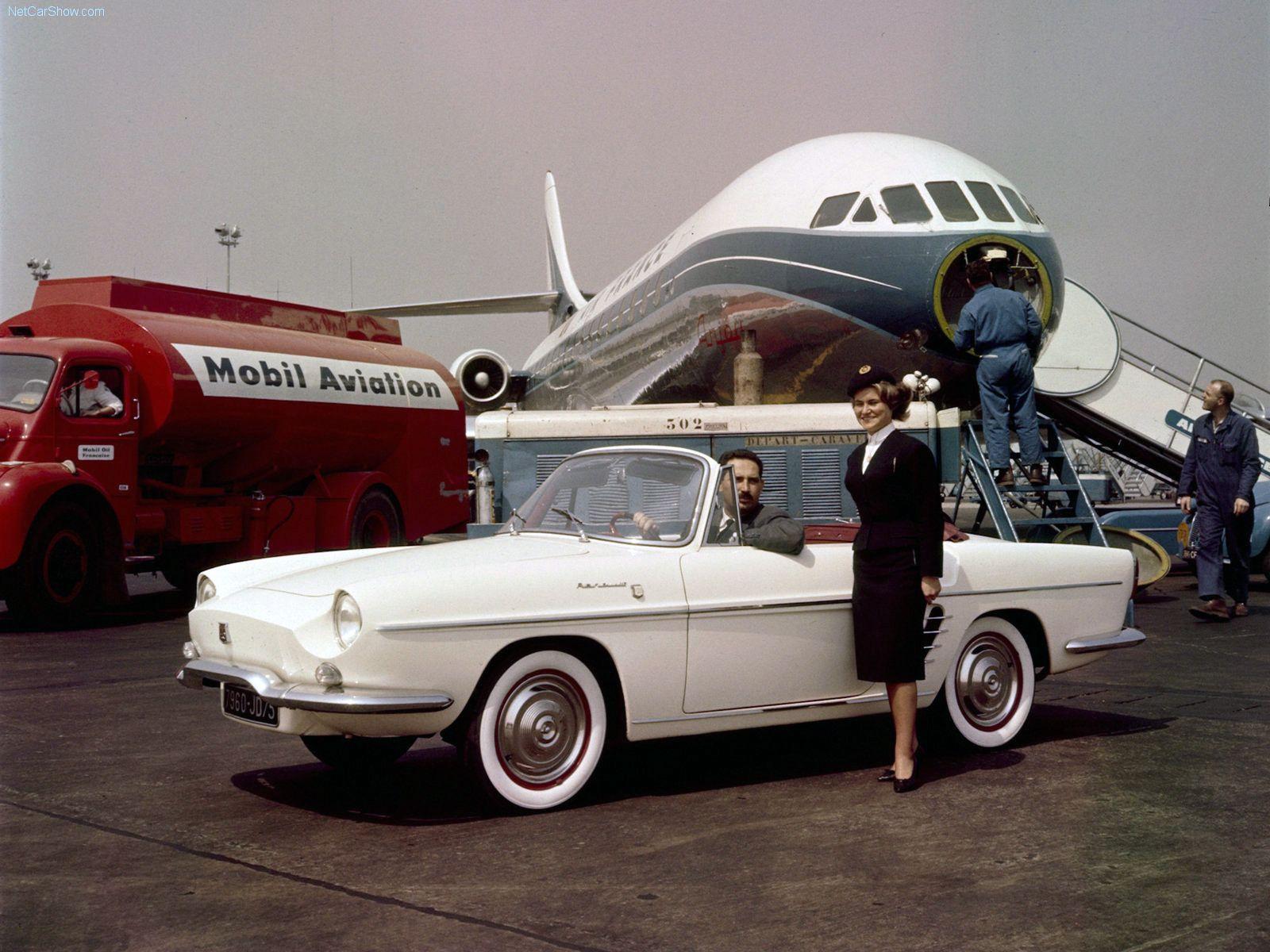 transpress nz 1960 renault floride se 210 caravelle iii. Black Bedroom Furniture Sets. Home Design Ideas