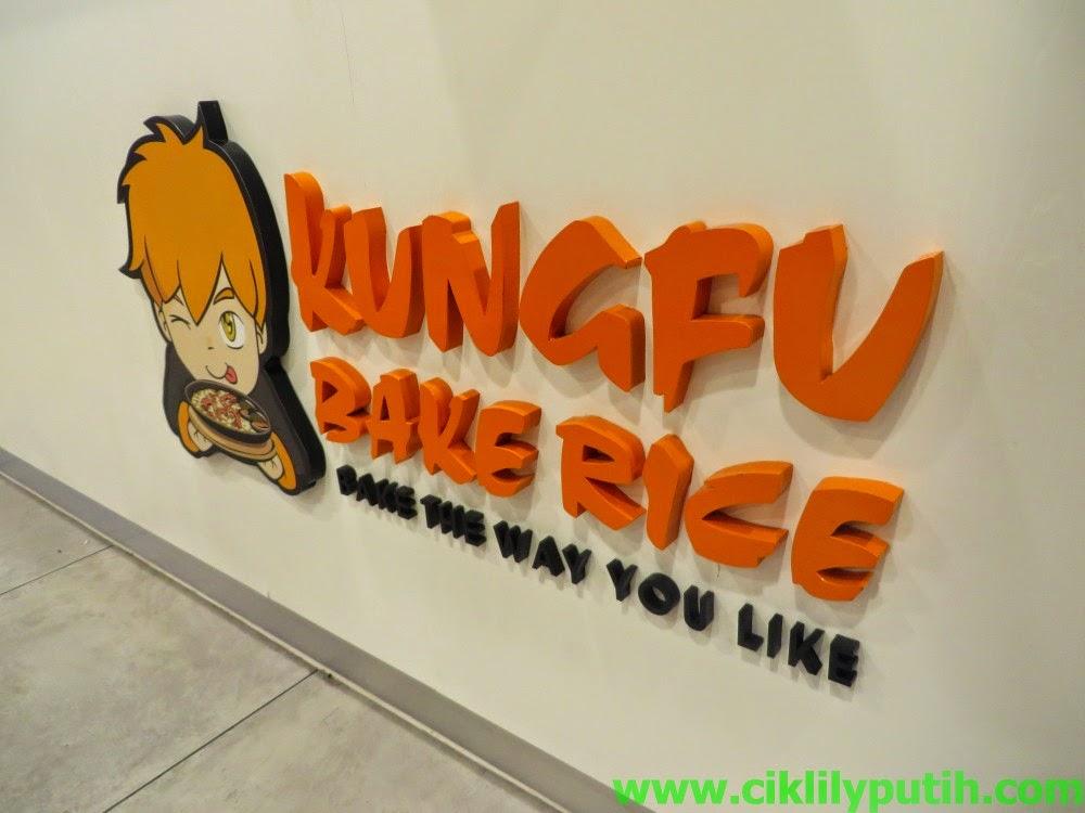 Makan Sedap Di Kungfu Bake Rice AEON Big Subang Jaya