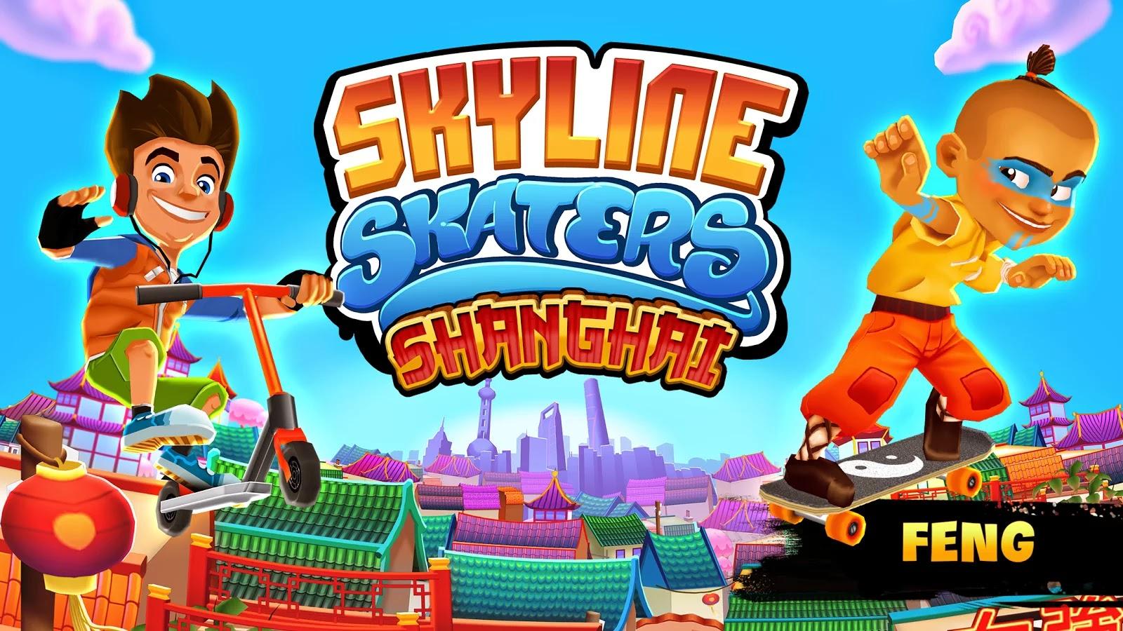 Skyline Skaters v1.6.0 Mod