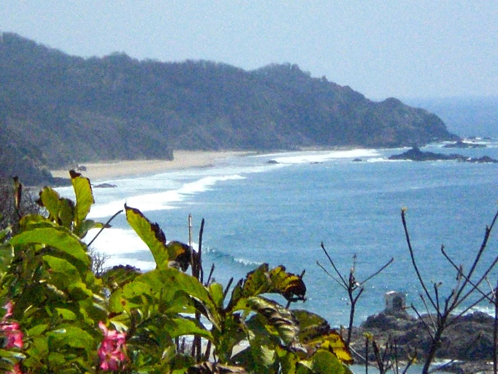 Strand von Mazunte - Mexico