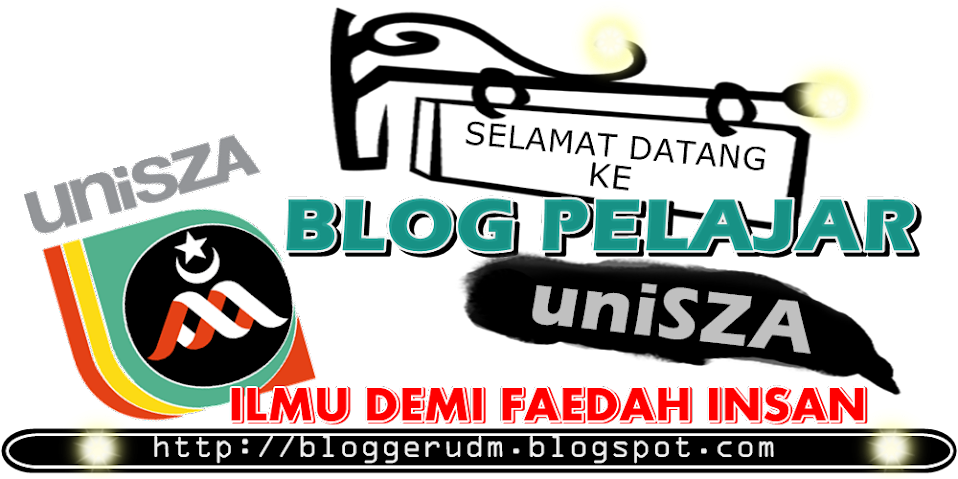Blog Pelajar UniSZA