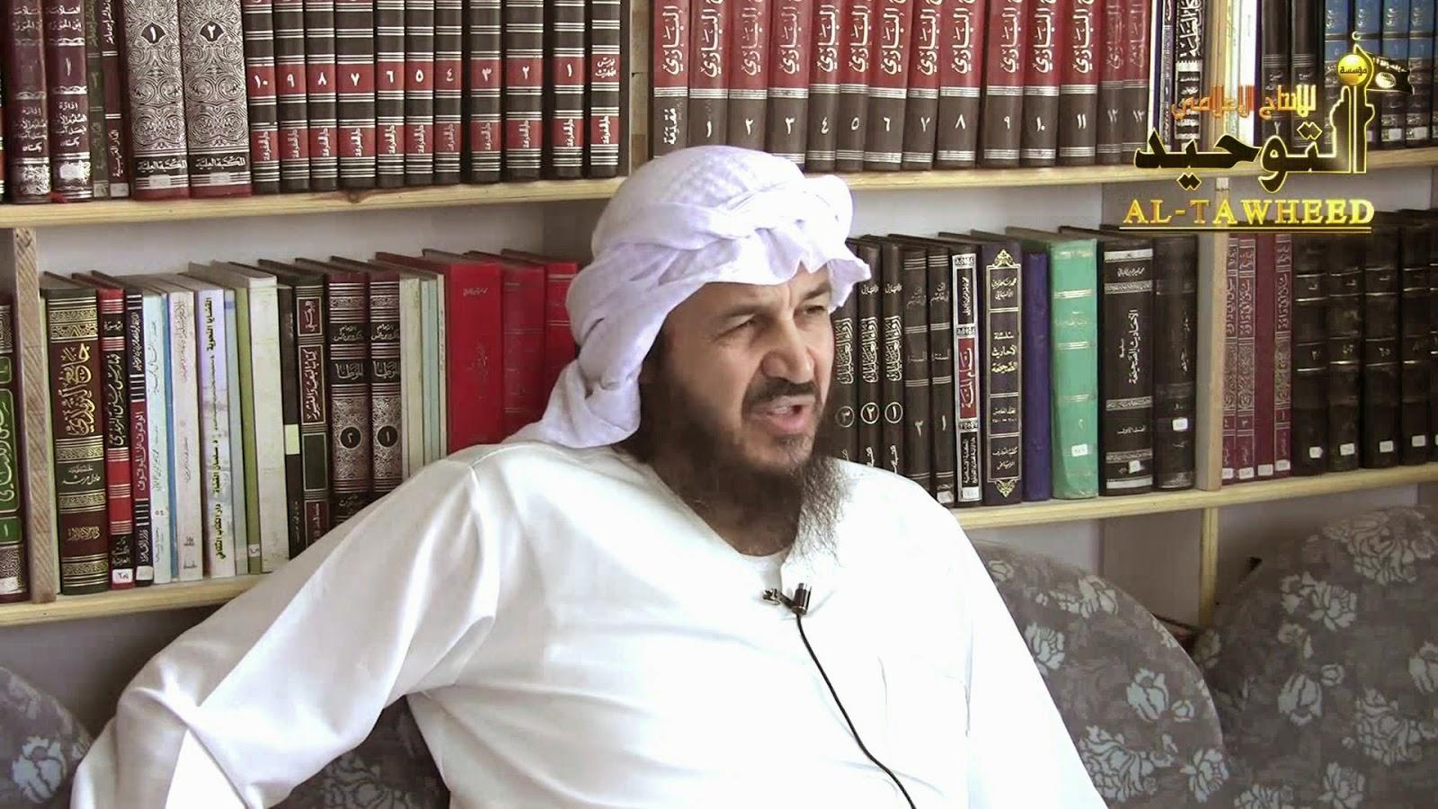 أبو محمد المقدسي والدولة الاسلامية