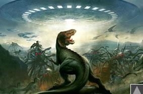 chơi game Xếp hình khủng long bạo chúa