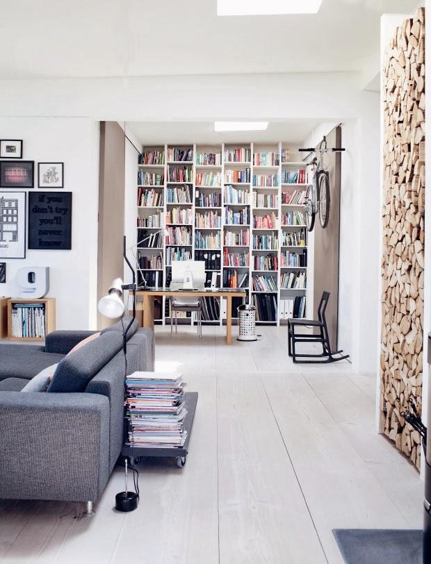 Minimalism scandinav jurnal de design interior for Design danese arredamento