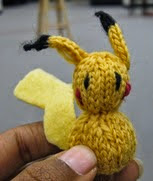 http://www.ravelry.com/patterns/library/mini-pikachu