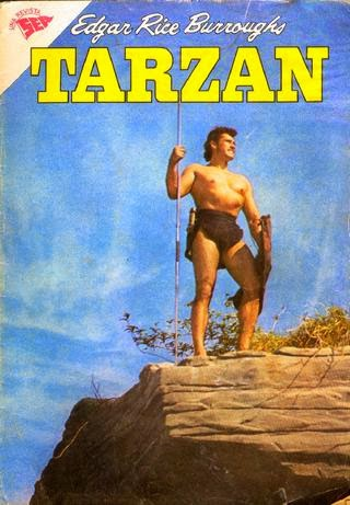 TARZAN Nº 094 1959 - NOVARO 1ª SÉRIE