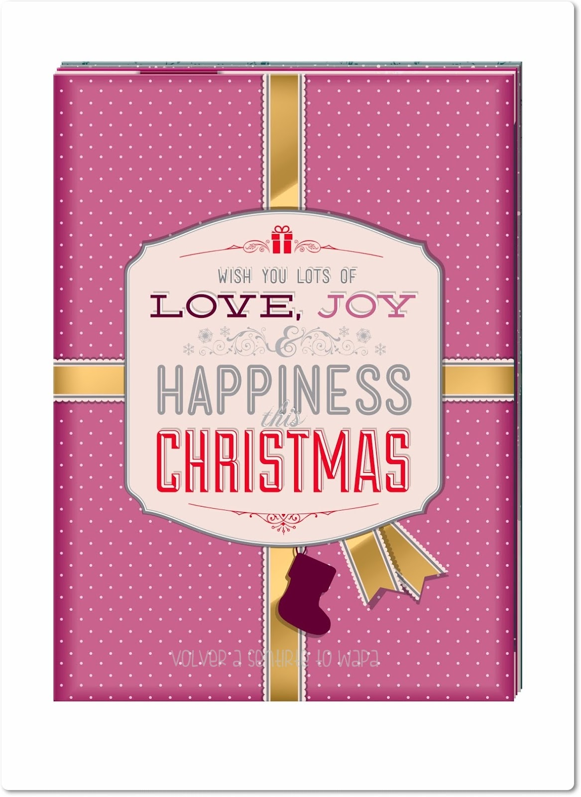 ESSENCE - Come to Twon {Noviembre 2014} - Greeting Cards