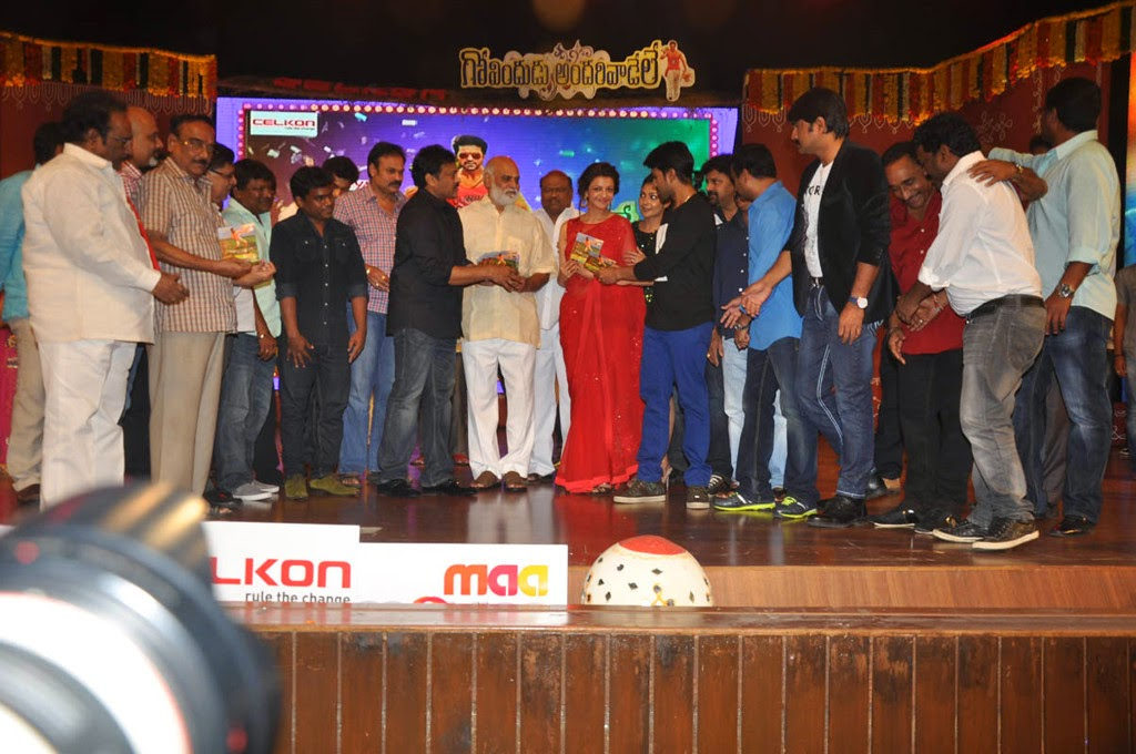 Govindudu Andarivadele Audio Release photos-HQ-Photo-5