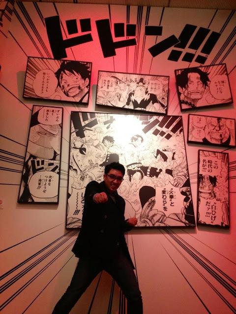 Seungri Menjadi Karakter Utama One Piece
