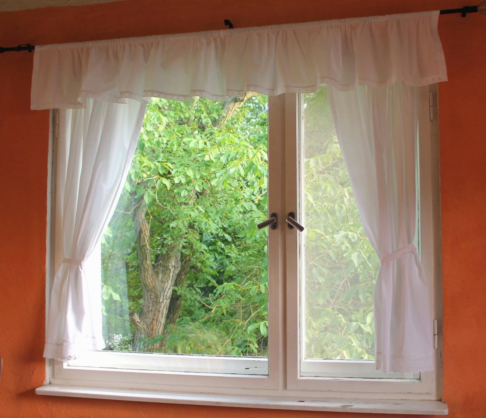 Fenster Gardinen Weiß :  Fenster  das ist eigentlich schön  aber den Produktfotos hilft das