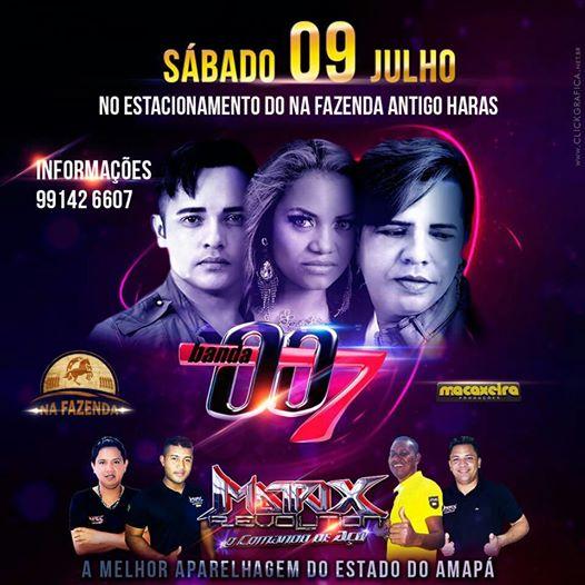 SÁBADO 09 JULHO
