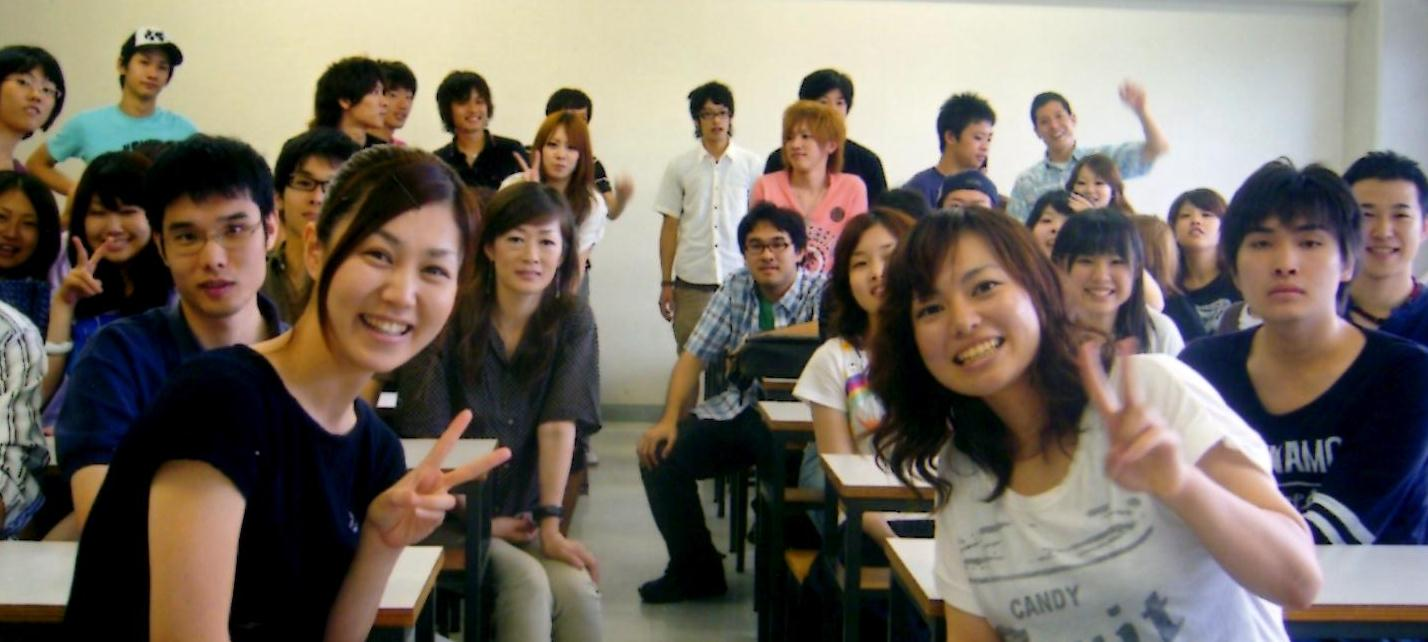 Japanese law school college student 2