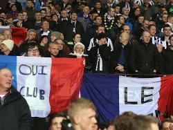 Cara Newcastle Sambut Pemain Prancis