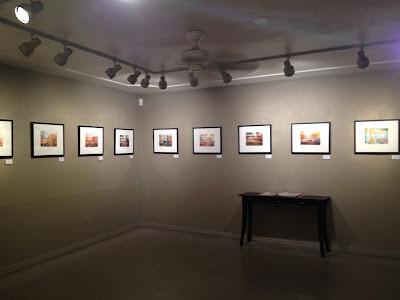Ren Adams art installation