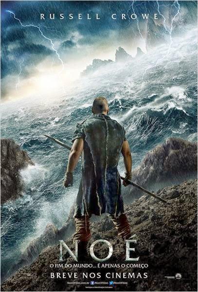 """Poster do filme """"Noé"""""""