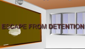Escape from Detention walkthrough.