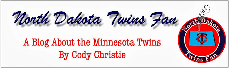 North Dakota Twins Fan: A Minnesota Twins Blog
