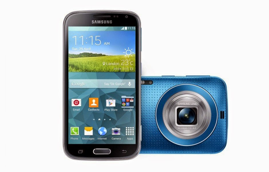 Samsung-Galaxy-k-specifications-and-price-on-video