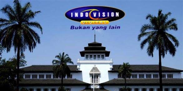Indovision Bandung dan Sekitarnya