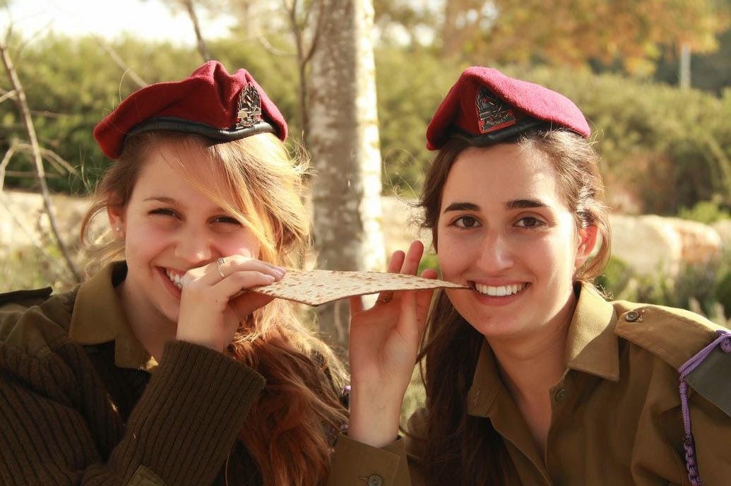 Dua Tentara Cantik Israel