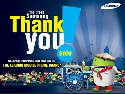 samsung galaxy sale philippines 2012
