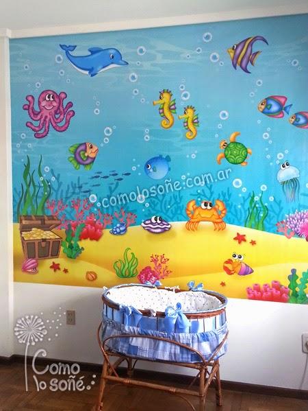 Karina cabrera dise os ideas para decorar cuartos infantiles - Diseno de habitaciones infantiles ...