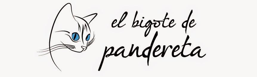 El bigote de Pandereta