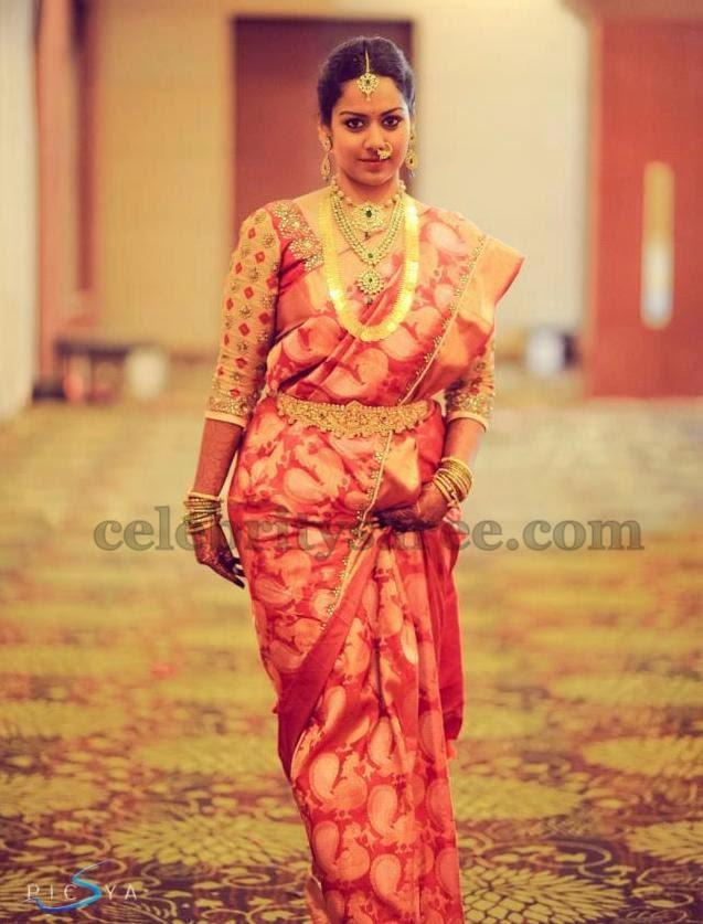 Sravanthi Reddy Designer Blouse