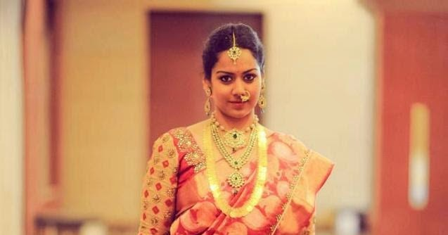 Netted Saree Blouse