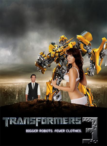 Transformer 3 The Movie Wallpaper