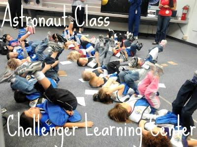 Futuristic Activities for Kids Challenger Learning Center Astronaut Lesson