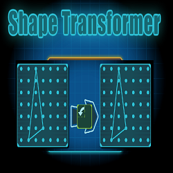 Shape Transformer (Math Game)