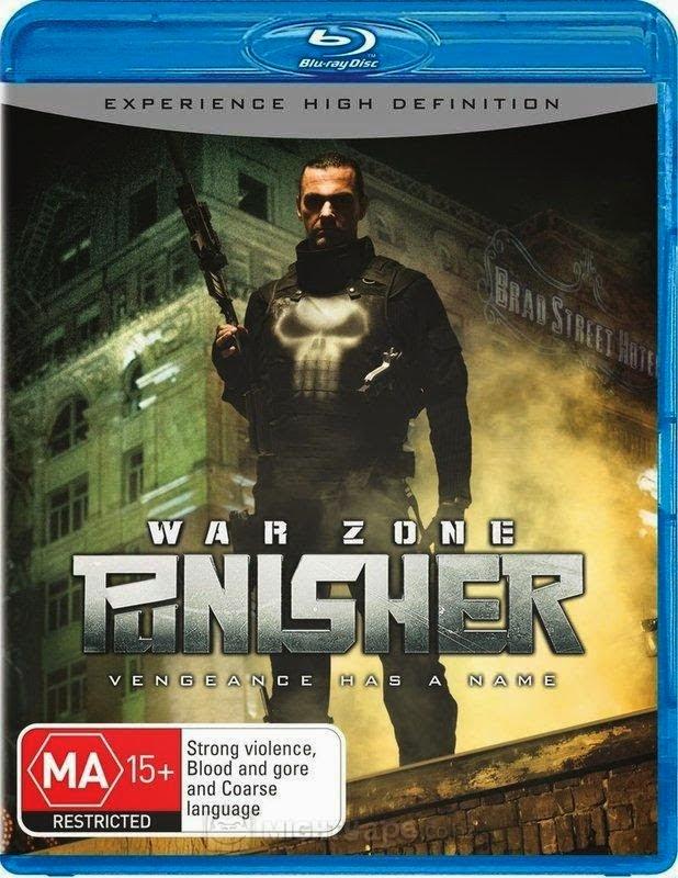 Punisher 2 : War Zone สงครามเพชฌฆาตมหากาฬ 2008