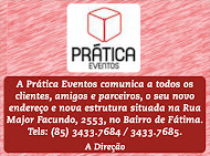 Prática Eventos