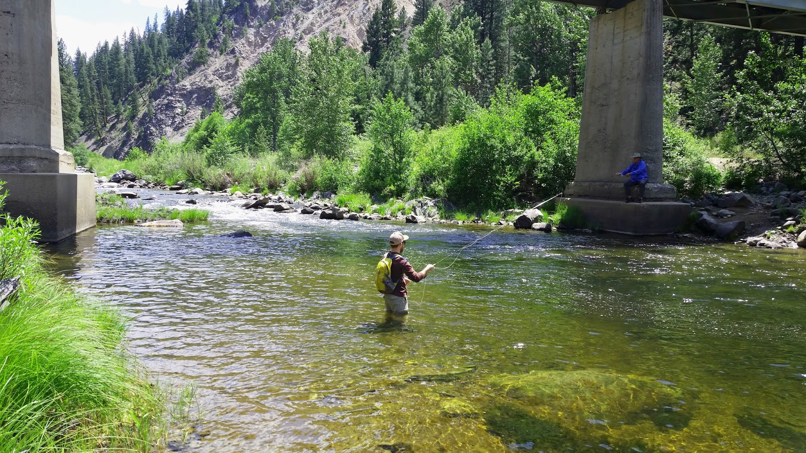 Jon Baiocchi Fly Fishing News Lost Coast Outfitters